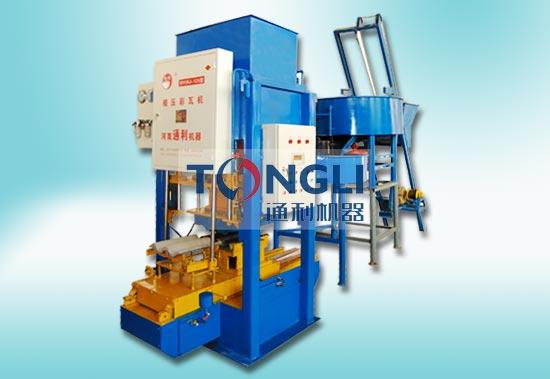 水泥瓦机生产线